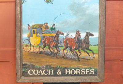 Wishbarn Antiques Coach & Horses