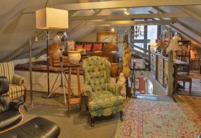 Wishbarn Antiques Showroom